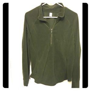 Old Navy l Green Fleece Pullover